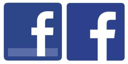 facebook-new-logo iPhone iPad