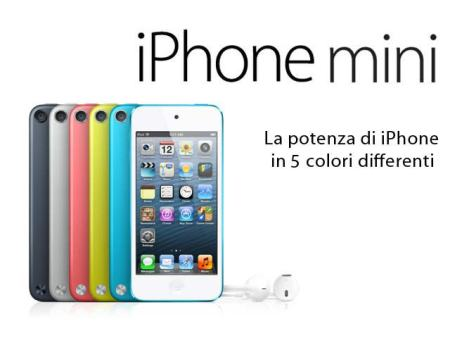 iPhone-mini rumors