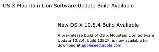 beta os x 10.8.4