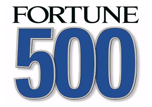Fortune 500 Logo Apple