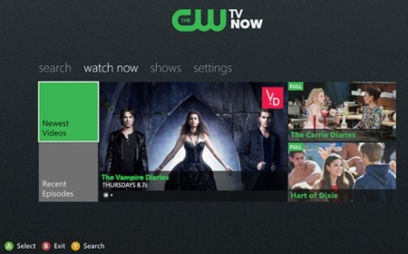 app CW official