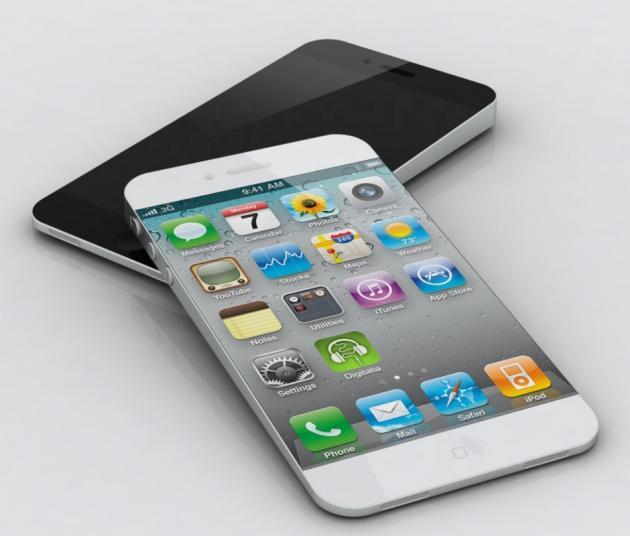 iPhone 6 bianco nero