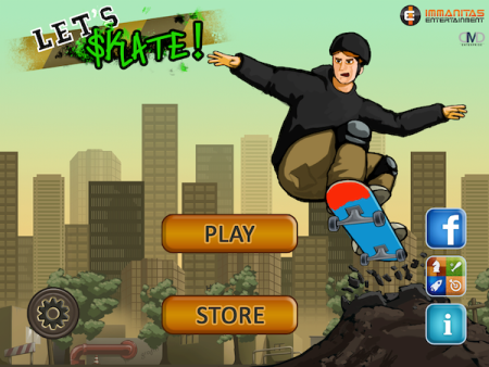lets-skate giochi iPhone