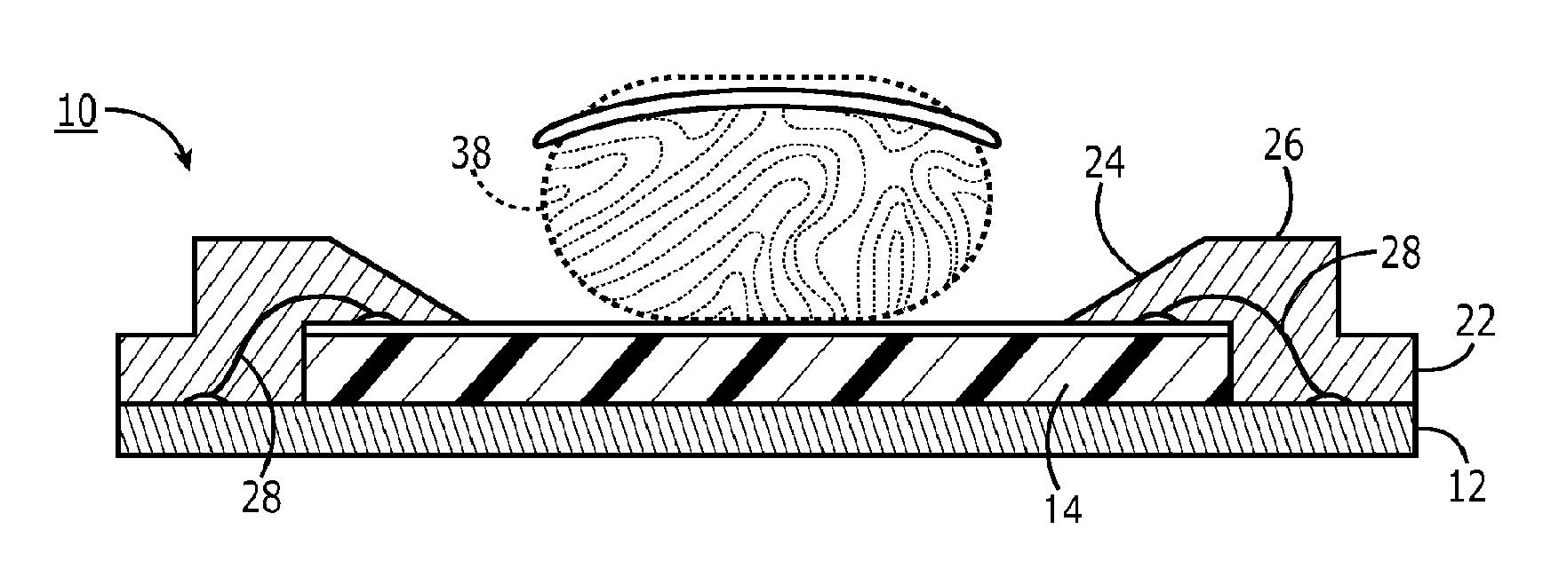 Apple sensore biometrico brevetto