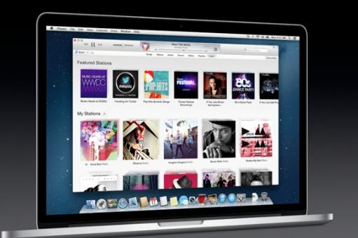 iTunes-Radio Apple TV