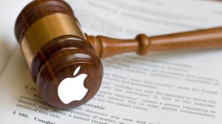 Apple tribunale