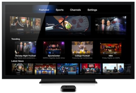 accordi apple tv