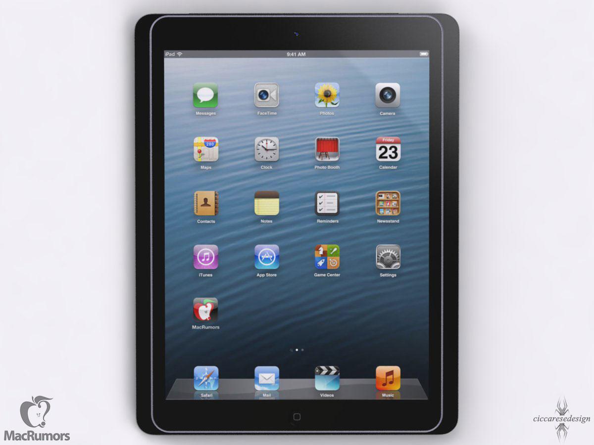 iPad 5 uscita