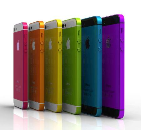 iphone color news