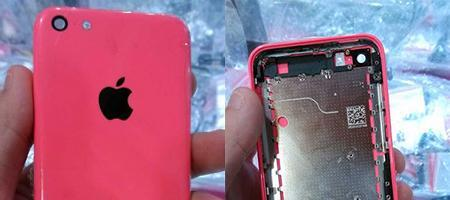 iPhone Low Cost Pink