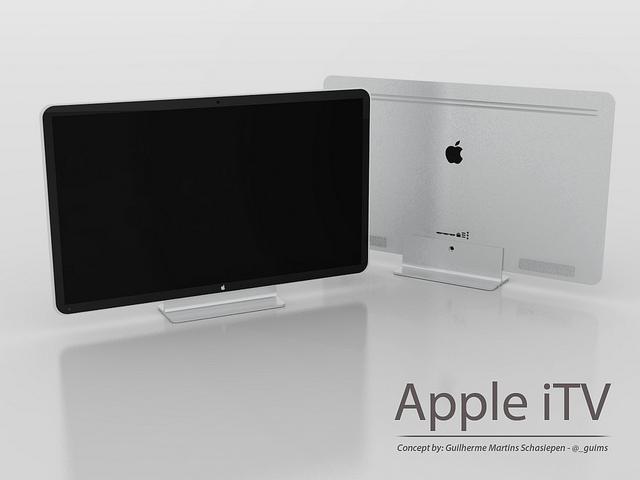 iTV Apple concept