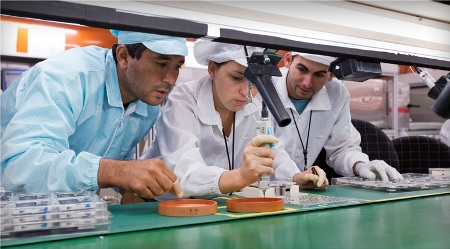 condizioni lavorative apple
