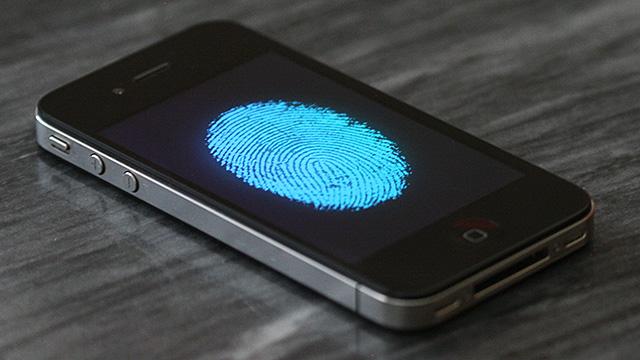 iphone 5s impronte