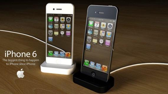 iphone 6 trasparente