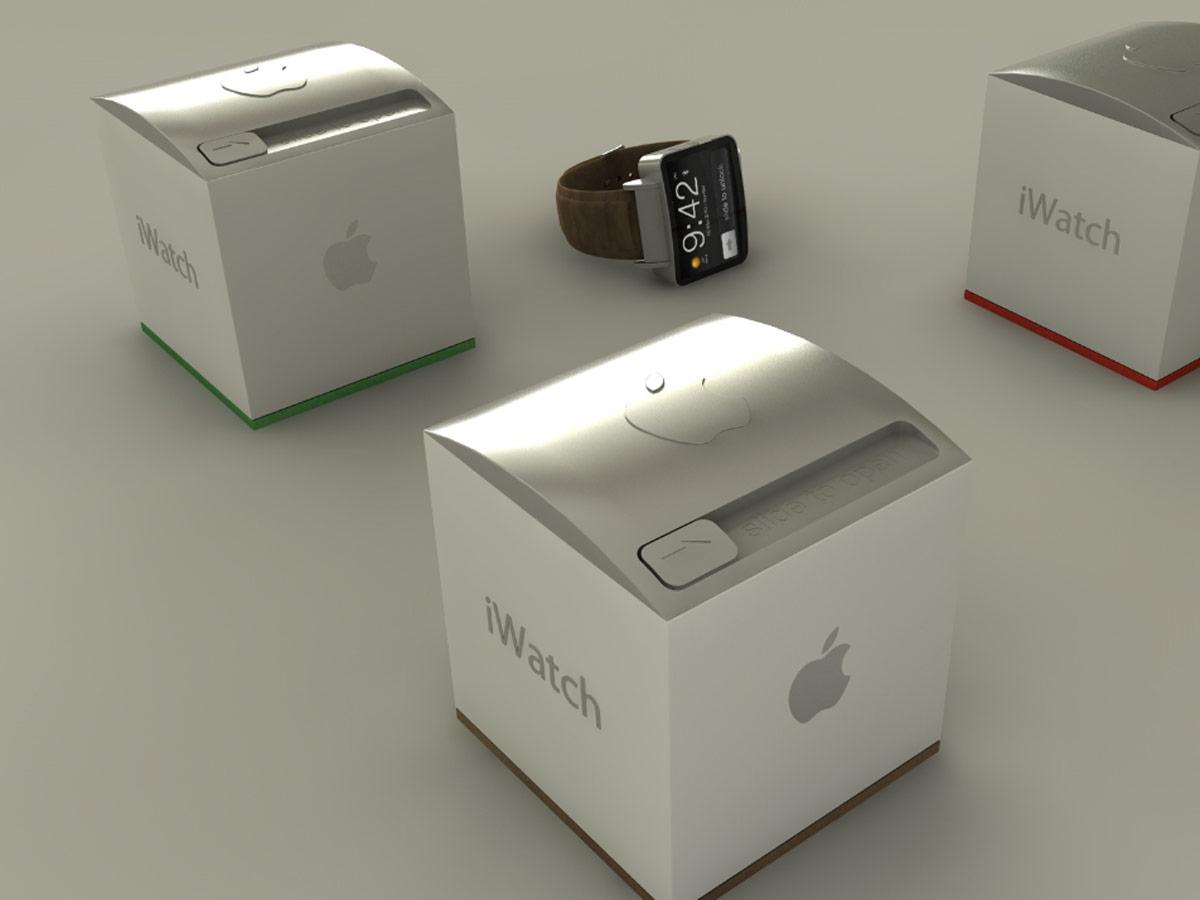 iwatch prototipo