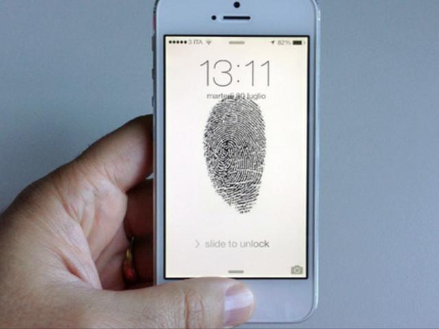 iphone 5s impronte digitali