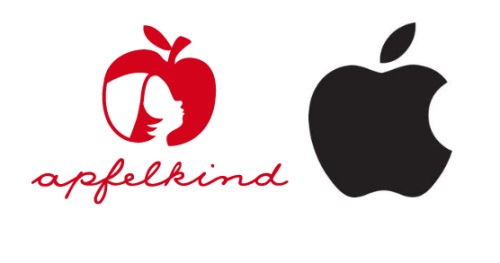 Apfelkind vs apple