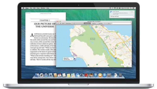 OS X Mavericks uscita