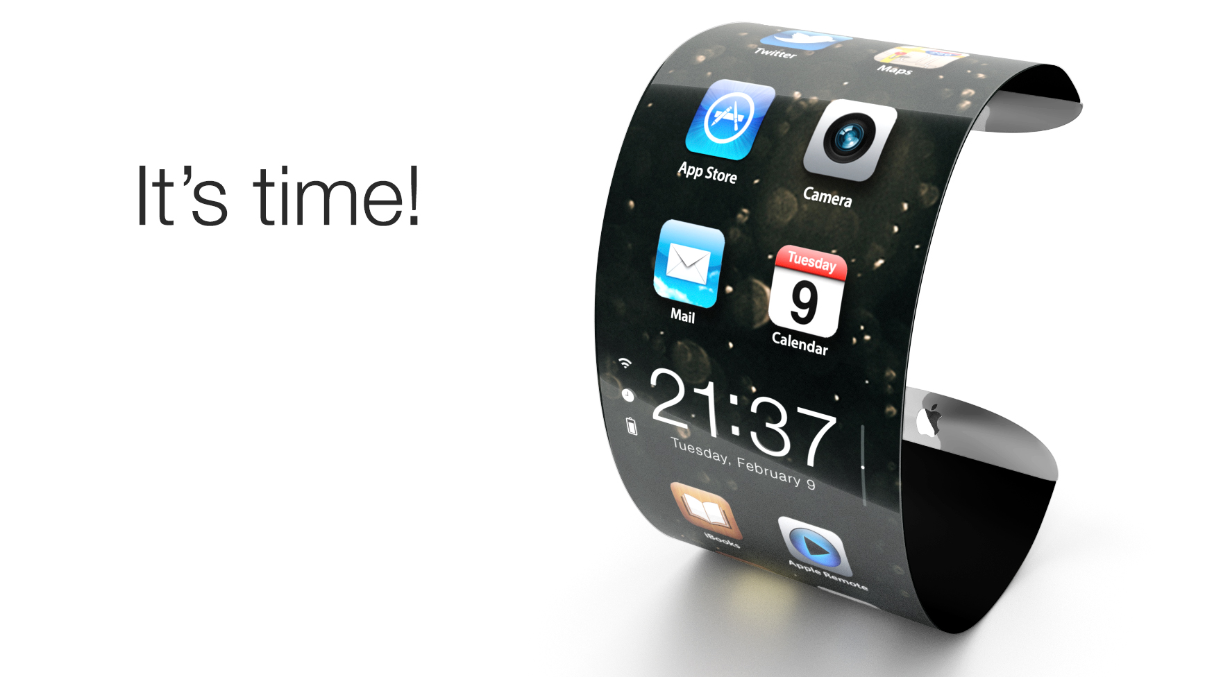 iwatch apple 2014
