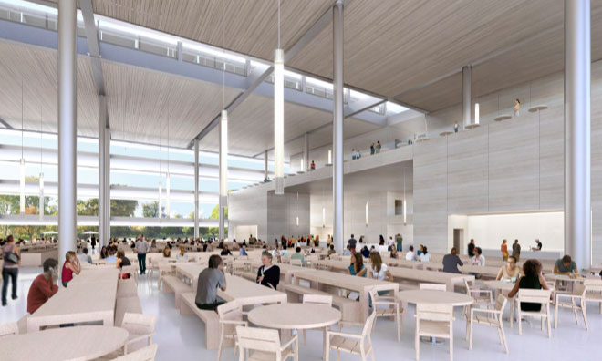 astronave apple campus rendering