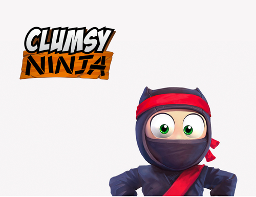 clumsy ninja ios