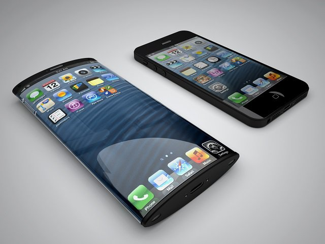 iPhone 6 display flessibile concept
