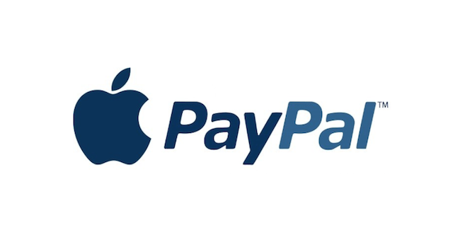 Apple PayPal
