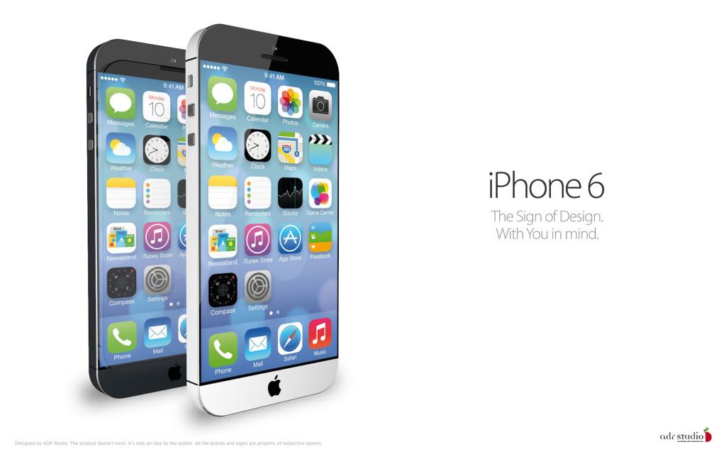 iPhone 6 foto concept