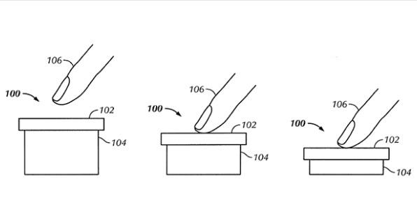 brevetto Apple touchscreen