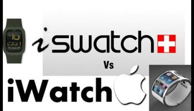 sfida per il monopolio tra apple e swatch