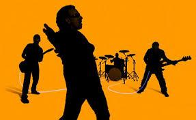 esibizione live U2 apple