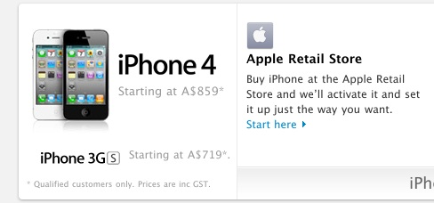 Prezzo iPhone 4 Bianco