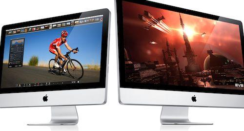 Nuovi iMac Apple