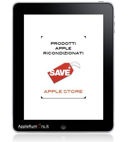 iPad ricondizionato