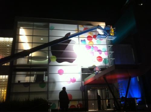 evento ipad  2011