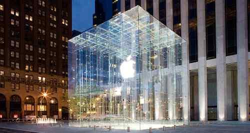 Apple Store 2011