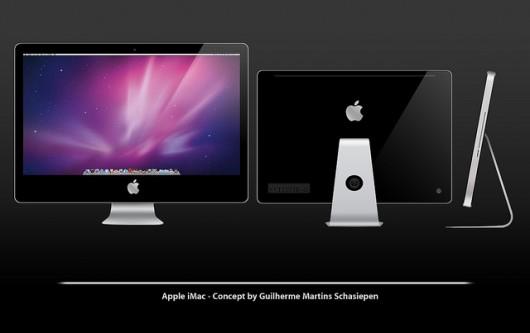 concept iMac 2011