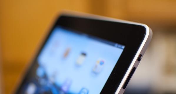 L'iPad 2 con fotocamera da 3 Megapixel