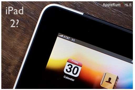 Le specifiche tecniche dell'iPad 2