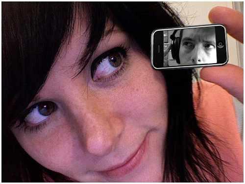 iPhone nano hot