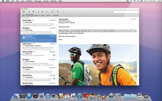 mail 5 2011 mac os x lion
