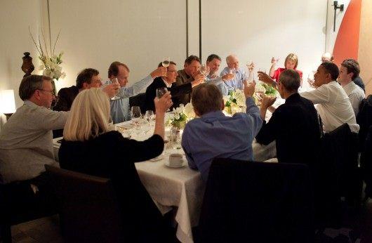 Curiosità: Barack Obama ha ricevuto un iPad 2 direttamente da Steve Jobs