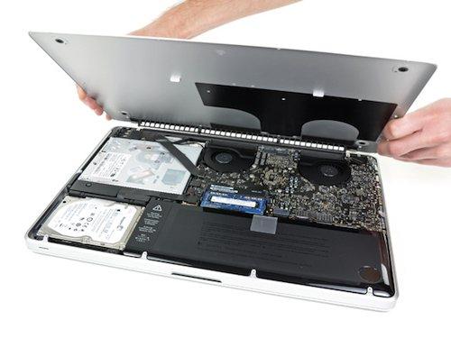 macbook pro 2011 smontato