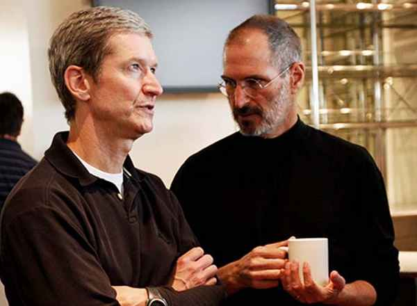Tim Cook prossimo CEO Apple