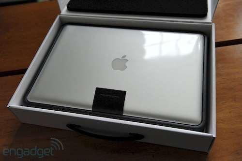 scatola macbook pro 2011
