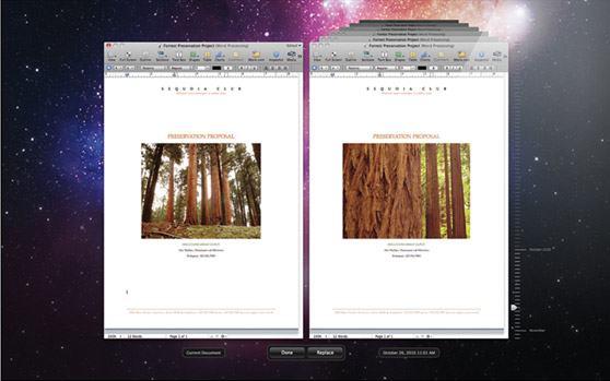 versioni mac os x lion 2011