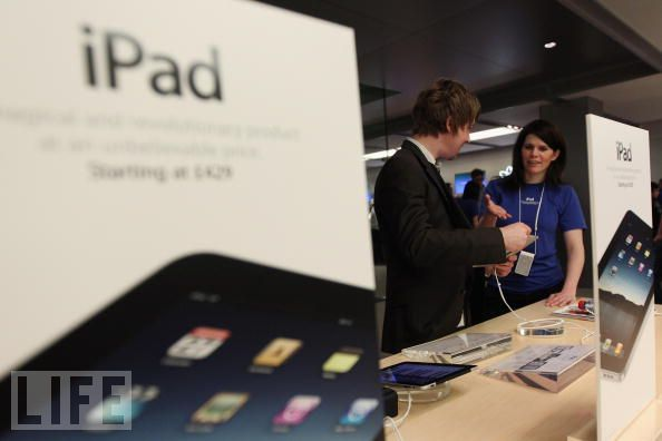 apple ipad 2 2011
