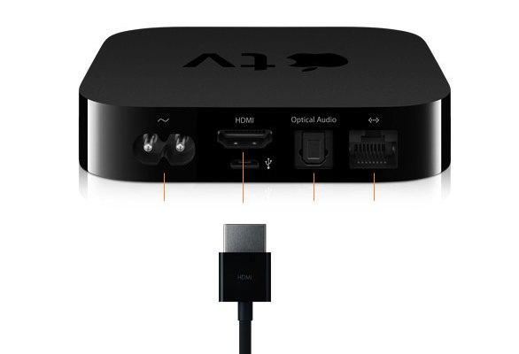 Apple TV processore A5 e 1080p