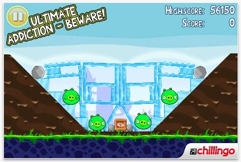 Angry Birds iphone lite