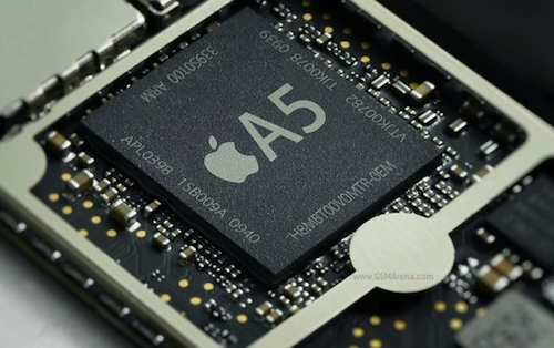 Apple A5 processore iPad 2